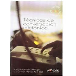 Tecnicas de conversacion telefonica libro