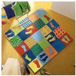HABA Kolorowy dywan Stópki