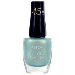 Astor Quick & Shine Nail Polish 8ml W Lakier do paznokci 303 Passionate Love