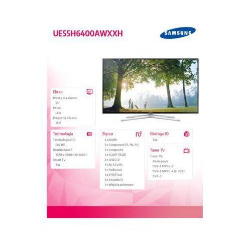 TV LED Samsung UE55H6400
