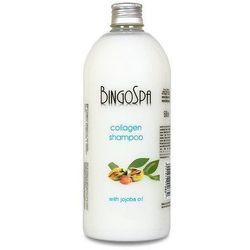BINGOSPA Szampon kolagenowy z olejkiem jojoba 500 ml