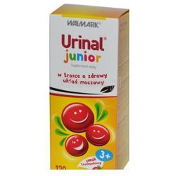 Urinal Junior (smak truskawkowy) 120 ml