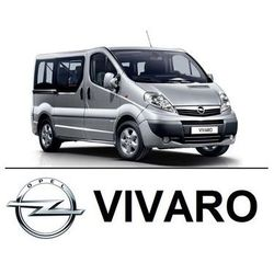 Opel Vivaro - Światła do jazdy dziennej LED DRL W21/5W - Zestaw 2 żarówki