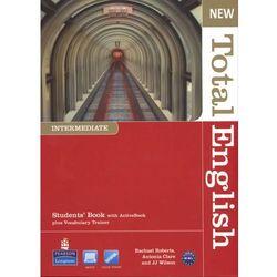 New Total English Intermediate Student's Book With Cd (opr. miękka)