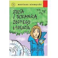 : Detektyw Zuzia na tropie e-book, okładka ebook
