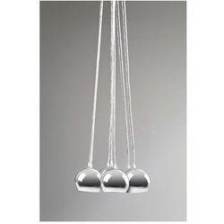 Lampa wisząca Calotta Chrome 7er by Kare Design