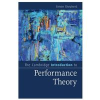 Cambridge Introduction to Performance Theory