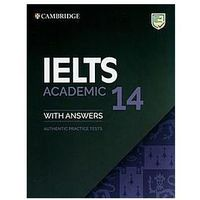 IELTS 14 Academic Student's Book with Answers (opr. miękka)