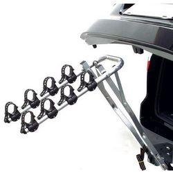 Bagażnik na hak na 4 rowery Peruzzo Arezzo - odchylany