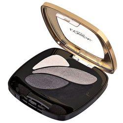 L'Oréal Poczwórne cienie Color Riche Quad - E5 Incredible Grey - 2,5 g