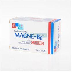 Magne B6 Cardio 50 tabl.