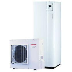 Pompa ciepła powietrze woda Extensa+ DUO 8 - do powierzchni 80 -120 m2