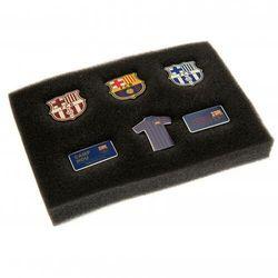 Zestaw przypinek FC Barcelona
