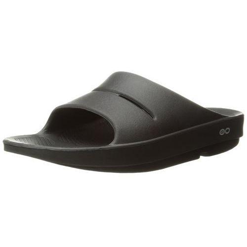 bc8875740 oofoa  # oofos damski ooahh Slide Sport i rekreacja sandały - czarny - 38 EU