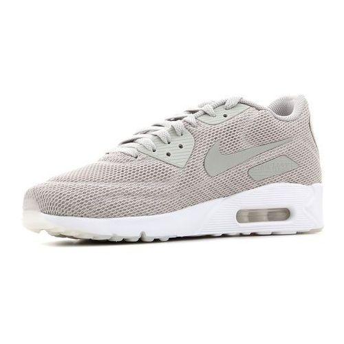 półbuty męskie Nike Buty Air Max 90 Ultra 2.0 białe 898010 002