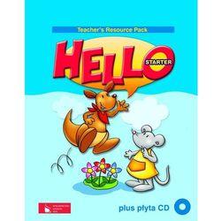 Hello! Starter Teacher's Resource Pack + CD