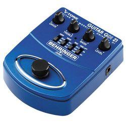 Behringer V-TONE GUITAR DRIVER DI GDI21 efekt gitarowy z preampem i DI-boxem
