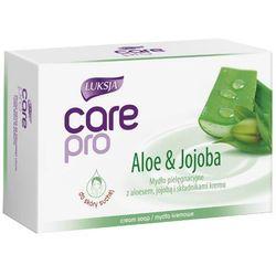 LUKSJA 100g Care Pro Aloe & Jojoba Mydło pielęgnacyjne do skóry su