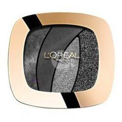 L'Oreal Color Riche Quad (W) cienie do powiek S13 Magnetic Black 2,5g