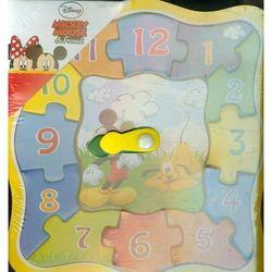 Zegar układanka Myszka Miki