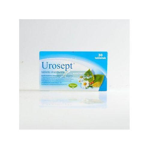 UROSEPT 30 tabletek