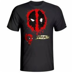 Marvel Deadpool Icon T-shirt rozmiar L Koszulka GOOD LOOT
