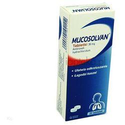 Mucosolvan tabl. 0,03 g 20 tabl.