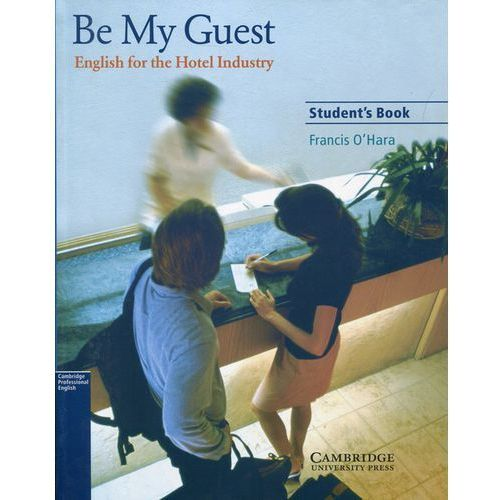 Be My Guest Student&-8217;s Book (opr. miękka)