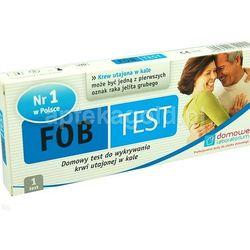 Fob Test - Test do wykrywania krwi utajonej w kale
