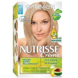 Nutrisse Creme farba do włosów 111 Bardzo jasny popielaty blond