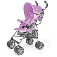Milly Mally, Joker Pink, wózek spacerowy Darmowa dostawa do sklepów SMYK