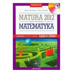 Matematyka Vademecum z płytą CD Matura 2012