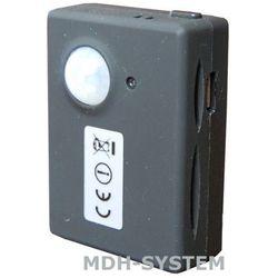 Mini kamera, podsłuch GSM, MMS, czujnik ruchu PIR, X9009