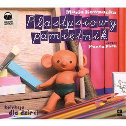 Plastusiowy pamiętnik CD (opr. kartonowa)