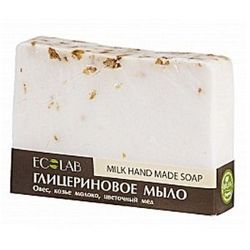 EcLab - Naturalne mydło glicerynowe MLECZNE