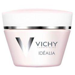 Vichy Idealia, rozświetlający krem wygładzający na dzień, cera normalna i mieszana, 50 ml
