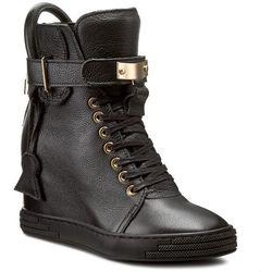 Sneakersy R.POLAŃSKI - 0832 Czarny Lico