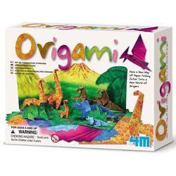4M, zestaw kreatywny Origami Dinozaur