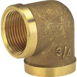Kątownik z mosiądzu z gwintem wewnętrznym, 26,5 mm (G 3/4) GARDENA 07280-20
