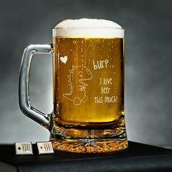 Burp - Kufel na piwo - Kufel do piwa