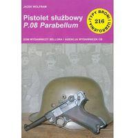 Pistolet służbowy P08 Parabellum (opr. miękka)