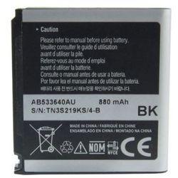 Bateria Samsung AB533640AU J400, G600, G400, F300, F330 Oryginalna