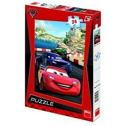 Puzzle 24 Auta 2 Zygzak DINO