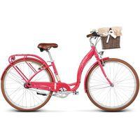 Rower Kross Le Grand Lille 6 rubinowy połysk 19