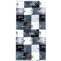 ręcznik kąpielowy Quiksilver Checkmate Towel - SGR0/Higrise