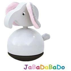 JABADABADO Drewniana pozytywka - Słoń