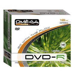Płyty Omega Freestyle DVD-R 4,7GB 16X Slim Case 10