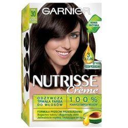 Nutrisse Creme farba do włosów 30 Ciemny naturalny szatyn