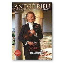 LOVE IN MAASTRICHT - Andre Rieu (Płyta DVD)