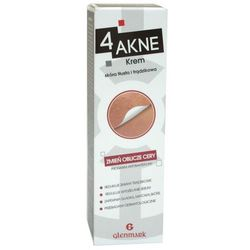 4AKNE Krem do skóry tłustej i trądzikowej 50 ml